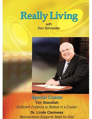 Standish & Dr. Caviness -- Really Living DVD