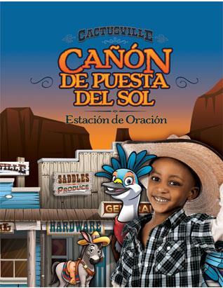 Cactusville VBX Sunset Canyon - Spanish