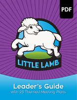 Little Lamb Leader's Guide - PDF Download