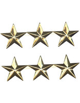 Leadership Stars - Conference Director (three-star set)