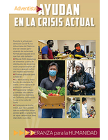 Hope for Humanity Spanish Bulletin Insert