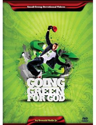 Going Green for God - Leaders DVD
