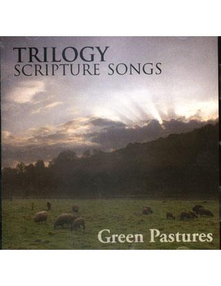 Green Pastures--audio CD