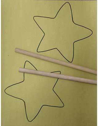 Star Sticks