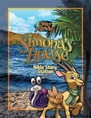 Sea of Miracles VBX Simona's House Manual (Bible Story)