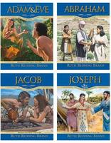 Family Bible Story 4 Book Set