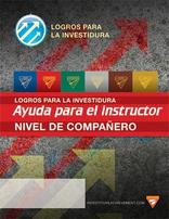 Companion Instructor's Helps - Investiture Achievement Spanish