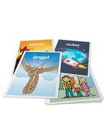 PreK Color Picture Vocab Cards