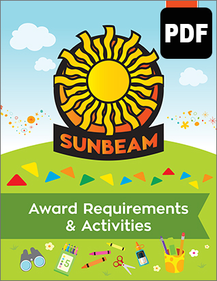 Sunbeam Award Activities - PDF Download