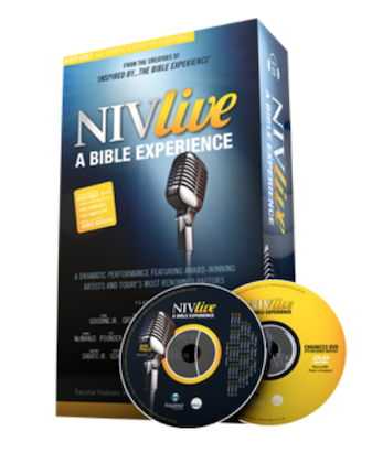 Audio Bible - NIV Live