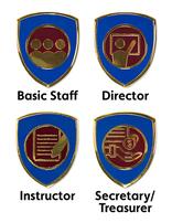 AYMT Adventurer Certification Pins