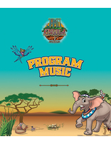 Jamii Kingdom VBS Music DVD/CD/USB