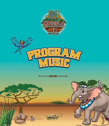 EBV Jamii Kingdom Música en DVD/USB