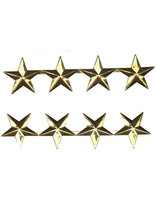 Leadership Stars - Union Director (four-star set)
