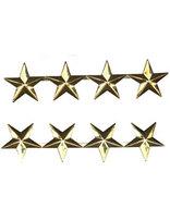 Estrellas de liderazgo para Director de Unión (Set de cuatro)