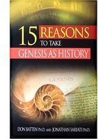 15 Reasons to Take Genesis as History