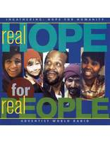 Real Hope CD (English)
