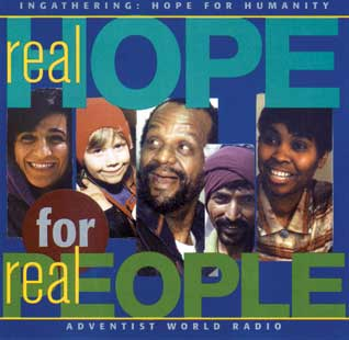 Hope for Humanity CD (English)