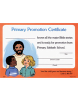 Primary Promotion Certificate (10)