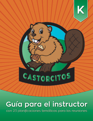 Eager Beaver Leader's Guide (Spanish)
