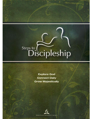 Steps to Discipleship DVD