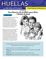 Footprints for Parents and Mentors Study Guide Lesson 10 (Spanish)