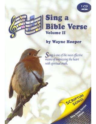 Sing a Bible Verse Volume 2