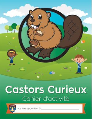 Eager Beaver Activity Book (French)