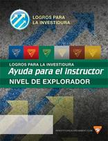 Explorer Instructor's Helps - Investiture Achievement Spanish