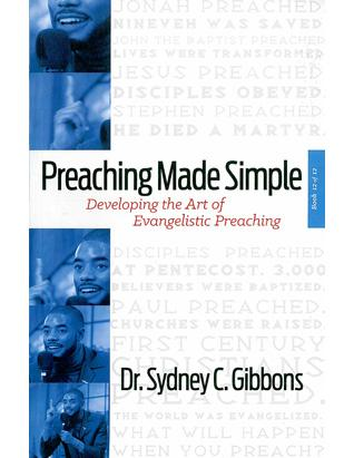 Preaching Made Simple