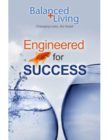 Engineered for Success - Balanced Living Tract (Pack of 25)