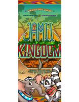 Jamii Kingdom VBS Tripod Banner