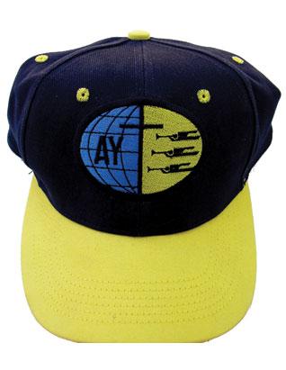 Gorra con logotipo AY