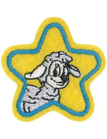 Little Lamb Star - Wooly Lamb