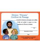 Primary Promotion Certificate (French) (10)