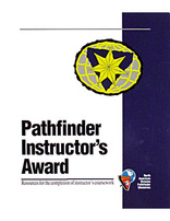 Pathfinder Instructor Award - USB