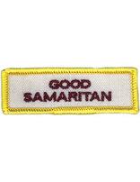 Good Samaritan Emblem