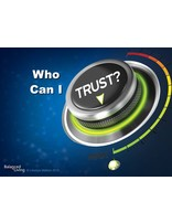 Who Can I Trust - Balanced Living - PowerPoint Download
