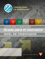 Ranger Instructor's Helps - Investiture Achievement Spanish