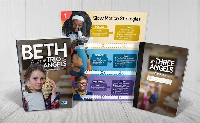Grades 3-4 Student Materials - Blue - Three Angels Curriculum
