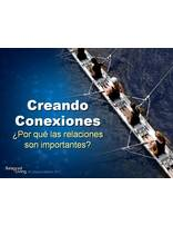 Creating Connections: Why Relationships Matter - Balanced Living - PPT Download (Spanish)