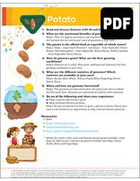 Multilevel Potato Award - PDF Download
