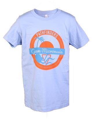 Camiseta Guam Micronesia Union