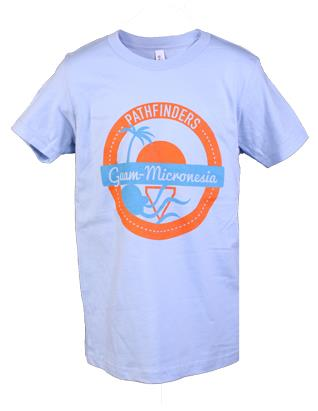 Guam Micronesia Union T-Shirt