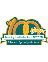 Family Ministries 100 Year Anniversary Patch